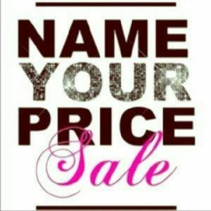 Name your own price!